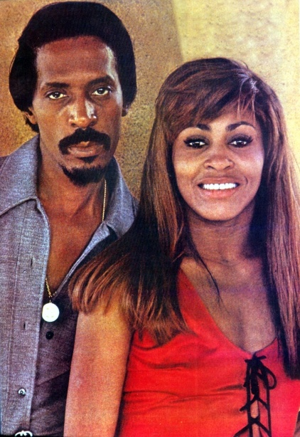 IKE AND TINA TURNER=   HOT