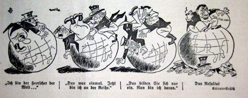 très rare originale 1944 numéro du périodique Der Stürmer antisémite