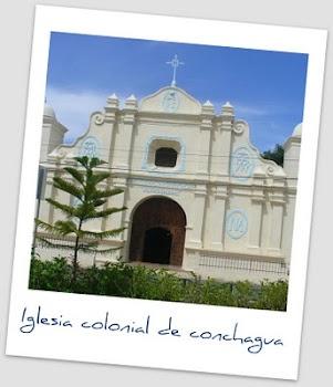 Entre las faldas del volcán de conchagua a unos 5 km de la ciudad de La Unión El Salvador, descansa desde hace 319 años una de las iglesias mas antiguas de nuestro país, esta se encuentra localizada en el municipio de conchagua, un lugar poco conocido pero que vale la pena visitar.