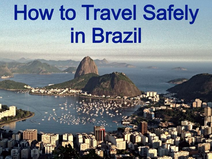 Brazil is a wonderful country, and can be very safe - as long as you're smart! Here are some tips to stay safe on your travels...