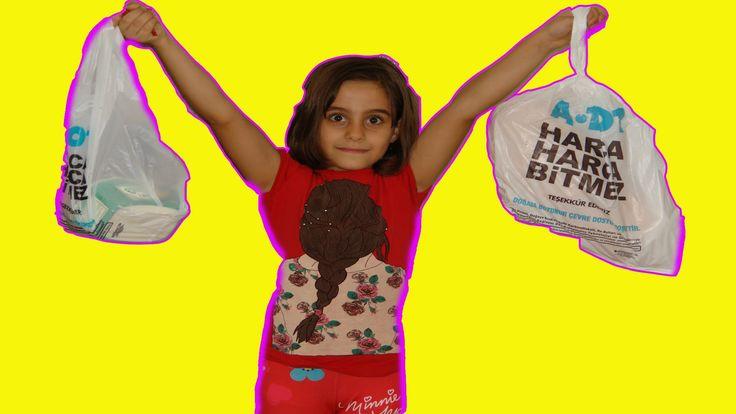 Oyuncaklar aldık A101 Marketten | Oyuncak Vlog