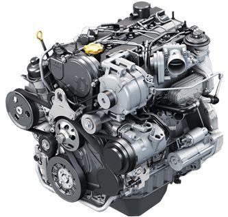 Wrangler Polar 2.8 Liter Turbodieselmotor 200 pk vijftraps automatische transmissie of handgeschakelde 6-versnellingsbak.