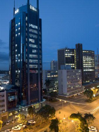 I & M Bank Tower, Kenyatta Avenue, Nairobi, Kenya