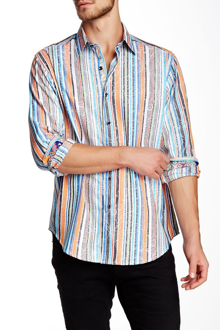 Robert Graham | Huntington Classic Fit Shirt | Nordstrom Rack  Sponsored by Nordstrom Rack.