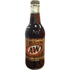 A&W Glass Bottled Root Beer - Retro Candy, Glass Bottle Sodas & Quirky Gifts - Blooms Candy & Soda Pop Shop