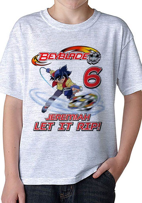 5c348bac Custom T-Shirt with Name and Age of your Child! Ash Gray T-Shirt available  - Youth and Adult sizes