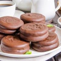 Домашнее печенье Чоко Пай