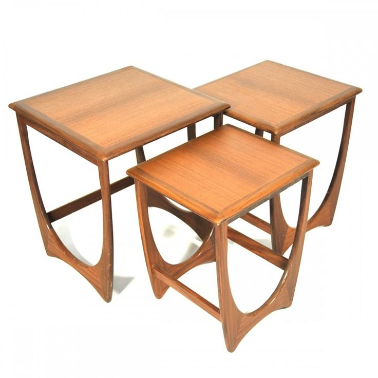 Located using retrostart.com > Astro Series Nesting Table by Victor Wilkins for G plan
