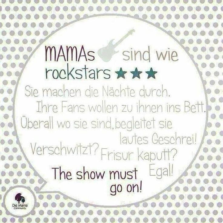 Foto: Toller Spruch zum Muttertag udn passt zu jeder Mutter. Veröffentlicht von Bluemchen auf Spaaz.de