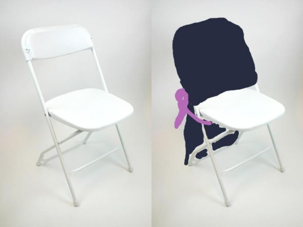 Cheap Chair Cover Ideas - Weddingbee