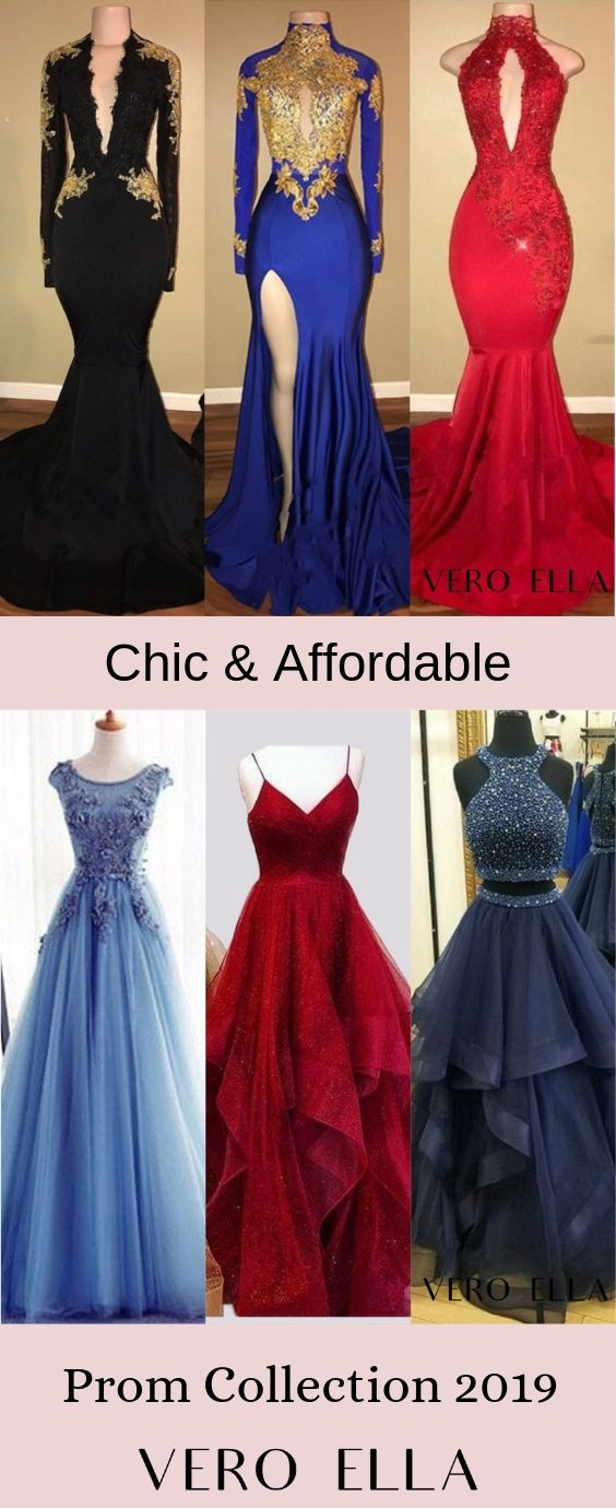 538d842c445d VeroElla Prom Dress Collection Worldwide Shipping All Size & Colors Extra  $5 Off for New User! Shop Now! #veroella #prom #promdress #promdresses  #promgown ...