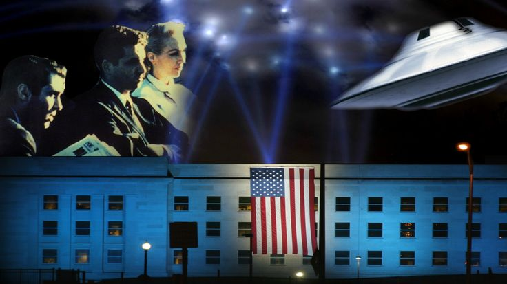 ALIEN AT THE PENTAGON ~ The Val Valiant Thor Story