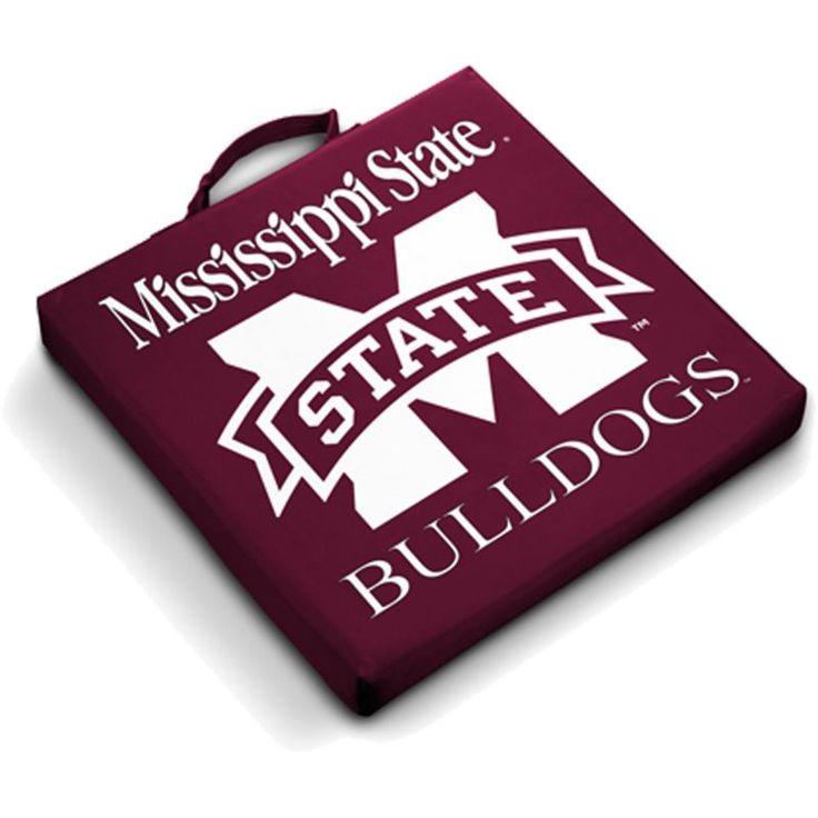 Mississippi State Bulldogs Stadium Seat Cushion, Team