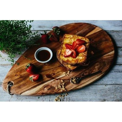 Try this recipe for Luxurious French Toast made with organic Half & Half milk. bit.ly/1OgVTsF
