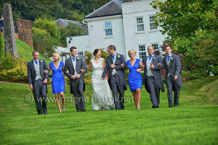 New House Hotel Cardiff Wedding Photographers