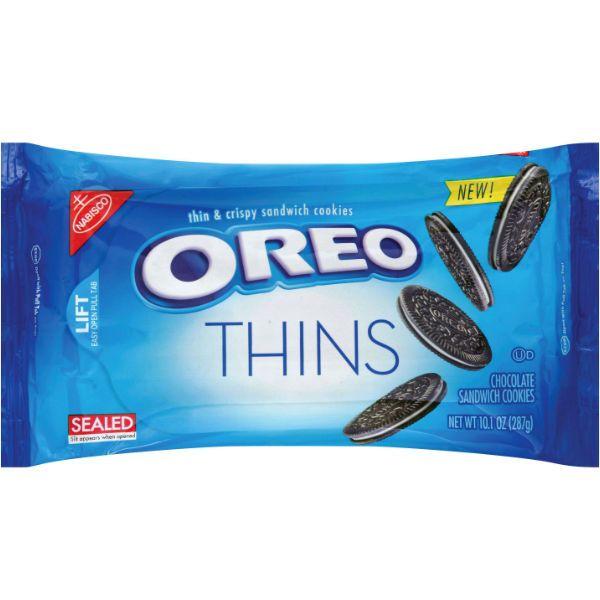 En Target puedes conseguir las Oreo Thins Cookies a $2.99 regularmente. Compra (2) y utiliza 25% de descuento con Cartwheel más (1) cupón de ..
