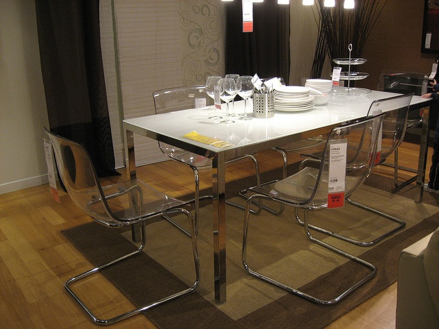 Ikea Tobias Chair Review on ikea torsby table, ikea small dining room table, ikea clear chairs, ikea white dining chair,