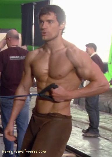 Henry-Cavill-On-Set-of-Immortals-Movie-Work-Out-Image-08 by The Henry Cavill Verse, via Flickr