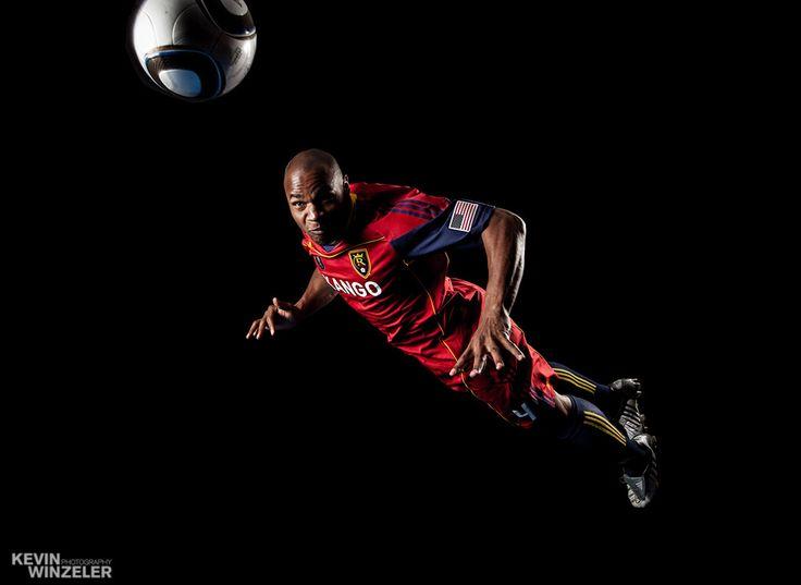MLS Soccer Header - RSL
