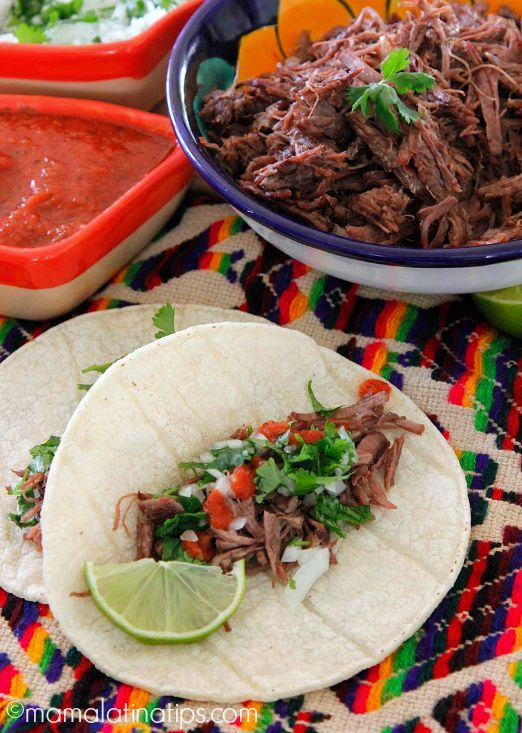 beef barbacoa in a pressure cooker making beef barbacoa in a pressure ...