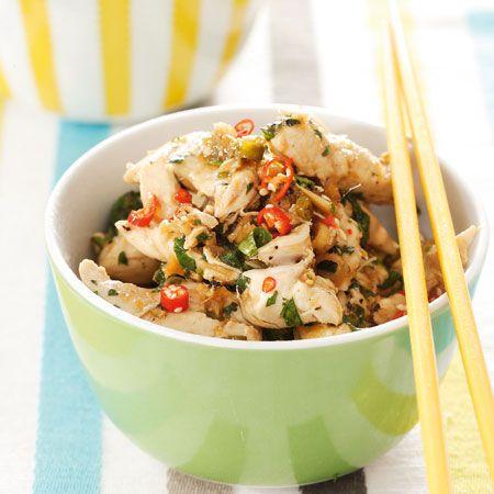 Ázsiai csirke Recept képpel - Mindmegette.hu - Receptek