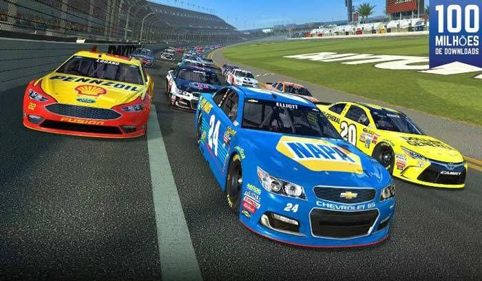 Melhores jogos gratuitos para o Android 2016, Real Racing 3
