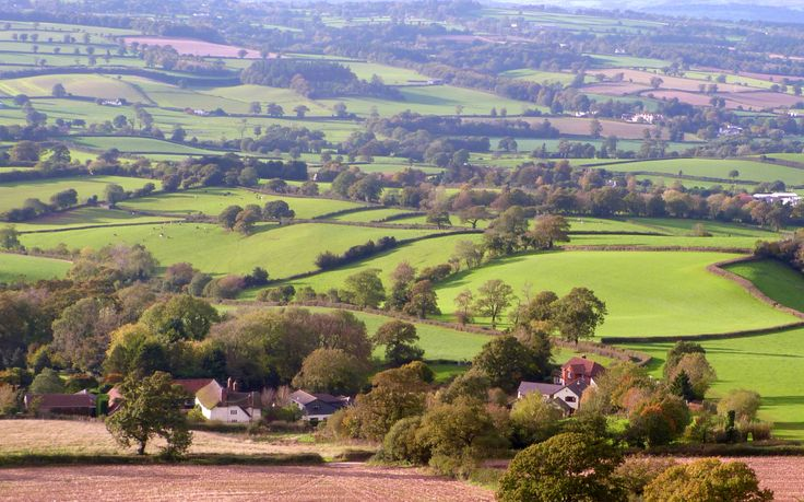 Tipton Vale from White Cross
