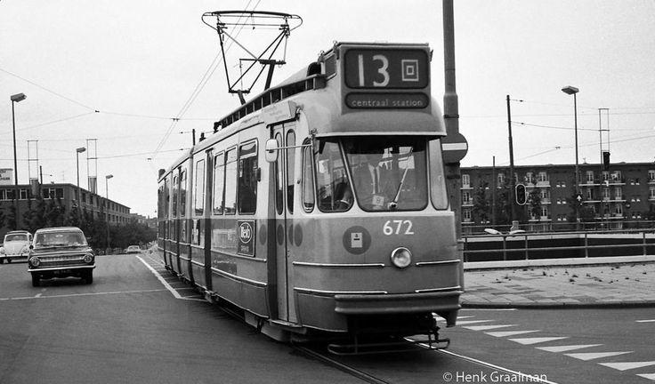 Bos en Lommerplein Amsterdam (jaartal: 1960 tot 1970) - Foto's SERC