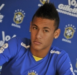 I still remember this day! Neymar