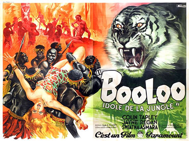 Booloo (1938) - French Four Panel (Francois Florit)