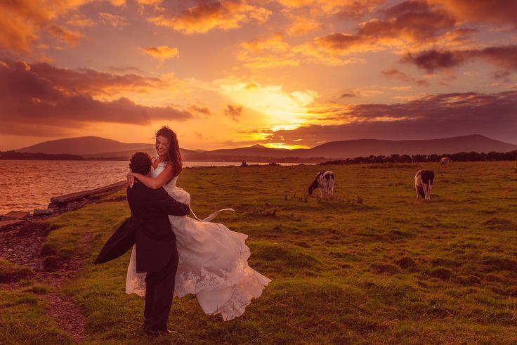 Kerry offers so much scenic diversity and spectacular venues for anyone planning the perfect dream wedding. Photo courtesty of Dingle Skellig Hotel #weddingsinkerry #Kerry #weddings #marriage