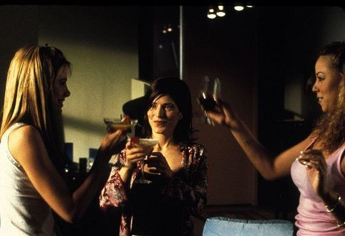 Still of Mira Sorvino, Mariah Carey and Melora Walters in WiseGirls (2002)