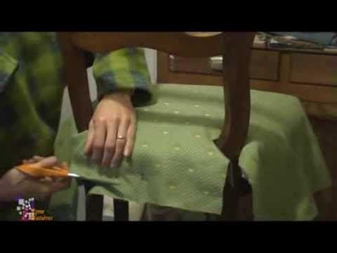 Pose du tissu & Finitions - YouTube