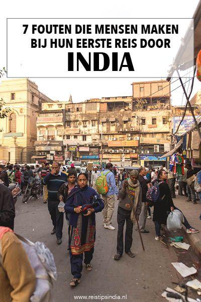 India is een van de mooiste landen ter wereld, maar reizen door India is niet altijd makkelijk – zeker niet als je voor het eerst naar India gaat. Wanneer je deze 7 veelgemaakte fouten vermijd, zal je reis door India een stuk makkelijker en fijner zijn.