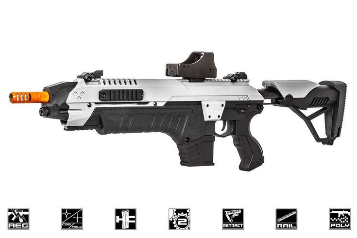 CSI S.T.A.R XR5 Advanced Main Battle Rifle M4 Carbine AEG Airsoft Gun 30775 | Sporting Goods, Outdoor Sports, Airsoft | eBay!