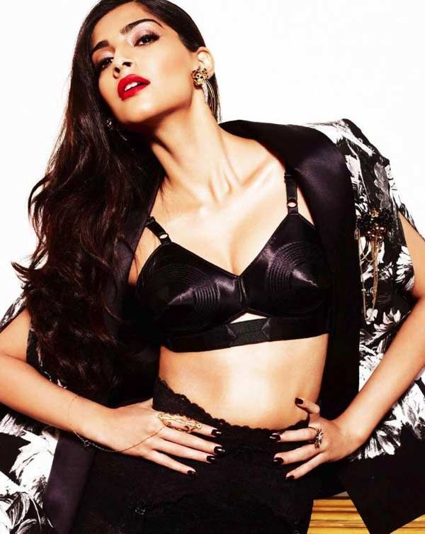 #SonamKapoor 's sexy photoshoot for GQ, Elle India & Business of Fashion! - Bollywoodlife