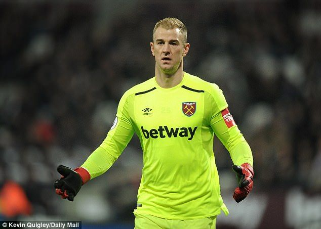 Joe Hart believes West Ham's home draw against Leicester was a step in the right direction