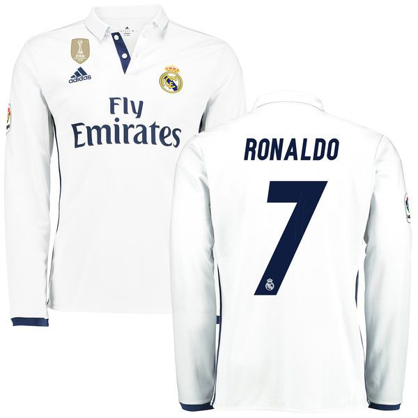 Real Madrid Trikot Fifa Patch Apple Cider 7634ce125