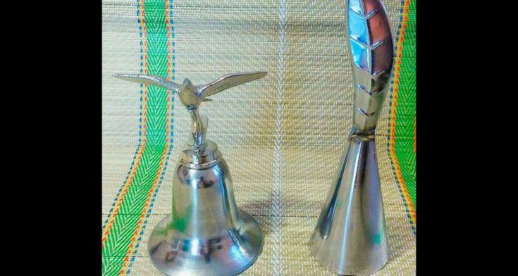 Todos los santeros le tienen a Obatala su Agogo (campana) pero ¿cuantos de ellos están consagrados? Te explicamos como hacerlo