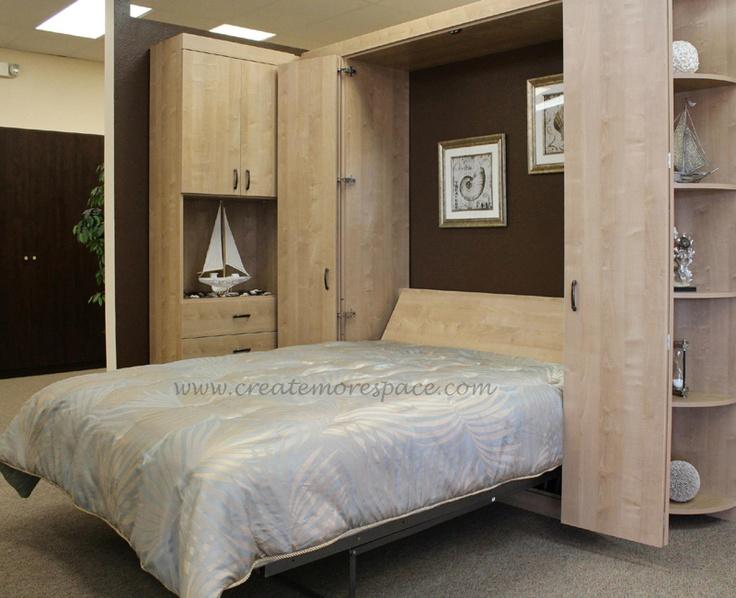 12 best beds murphy beds panel beds etc images on for Spring hill designs bedroom furniture
