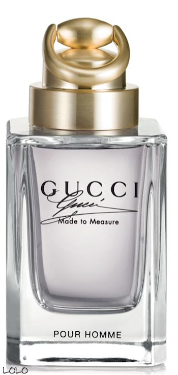 Gucci Made to Measure Pour Homme | LOLO