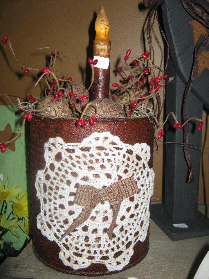 Pinterest Primitive Crafts
