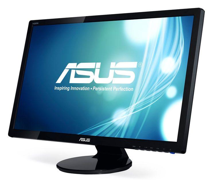"""Asus VE278Q Ecran PC LCD 27"""" (68,6 cm) LED DVI/VGA HDMI Noir: Amazon.fr: Informatique"""