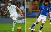 England vs Italy: World Cup 2014, live, score, result