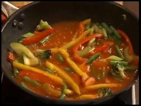 Десять вегетарианских рецептов - YouTube