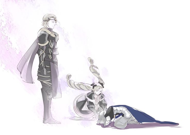 Fire Emblem Fates, artist unknown