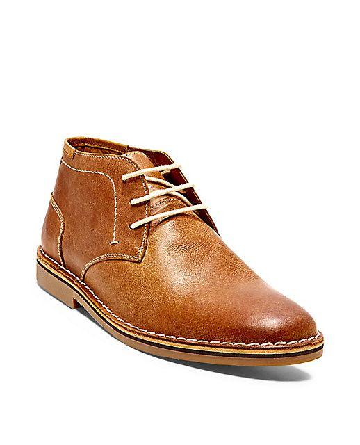Steve Madden Hestonn Chukka Boots - All Men's Shoes - Men - Macy's