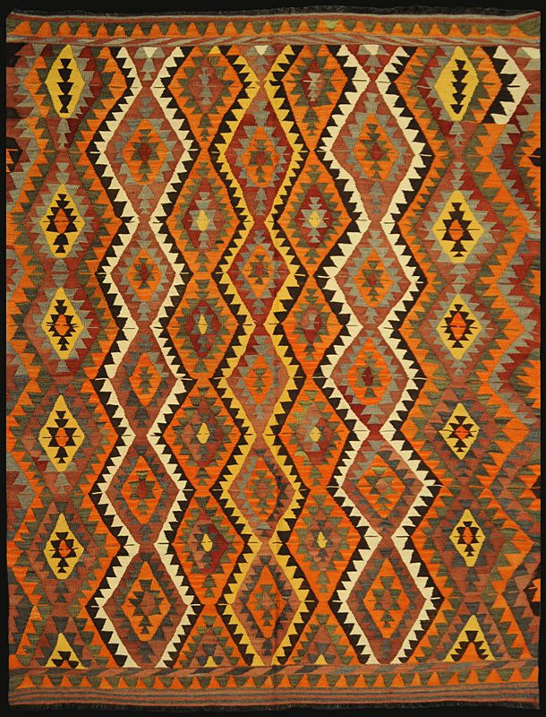 Turkish Mut kilim 185x283cm.