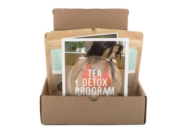 Cleanse and detoxify your body in just 28 days drinking 100% natural detox tea. This program includes 28 days worth of caffeine-free, loose leaf tea and a detox guide to help you shed fat and get heal