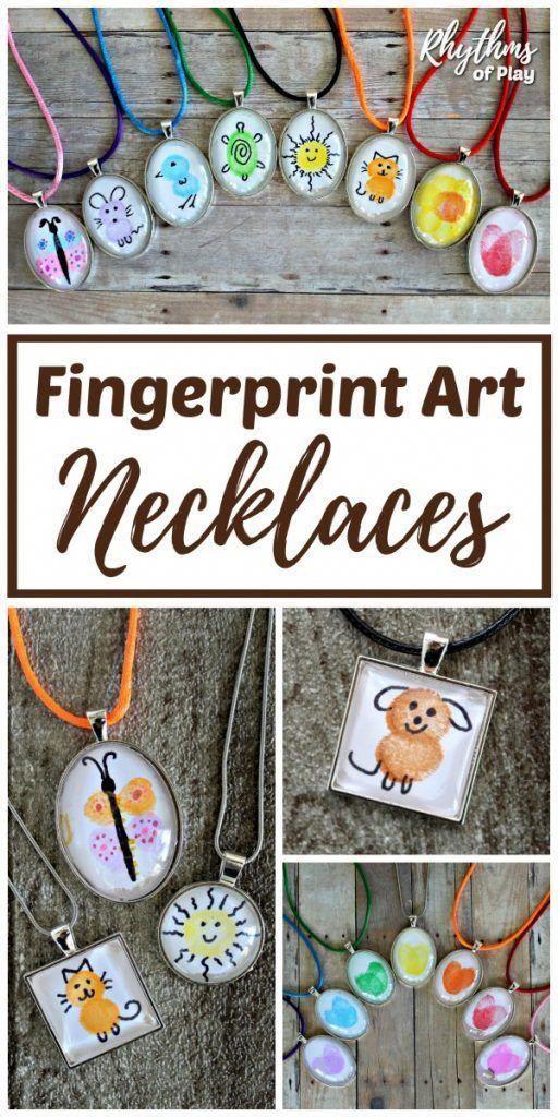Girl Scout Junior Juwelier Abzeichen Idee – Verwenden Sie Ihre Finger und Daumen, um fin …